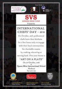 International Chefs Day 2016