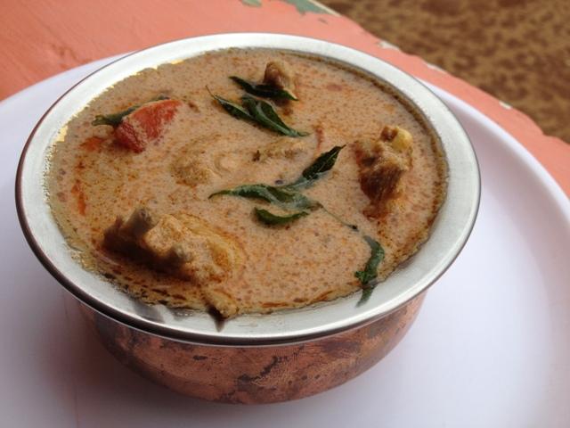 Mutton Chur Kulambu