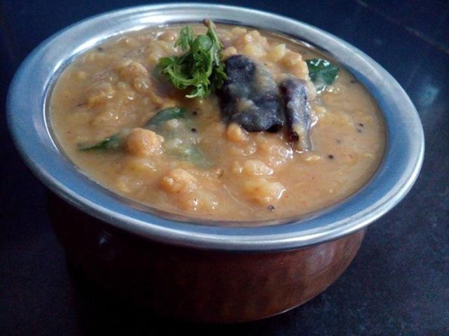 Chappathi Kurma
